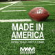 Super Bowl Sunday Made in USA Fun facts - Made in America