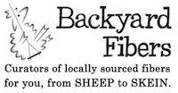 Backyard fibers, textiles, yarn, wool, fabric, american made fiber, made in usa fiber, made in america fabric, American made yarn