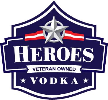 Heroes Vodka, Veteran owned made in usa vodka, veteran owned american made vodka, American list, Spirits,
