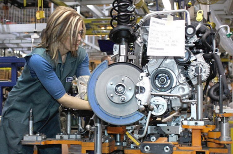 Made in USA... Again: U.S. Manufacturing Gains Momentum