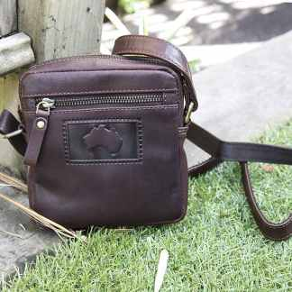 Wombat Leather Bag