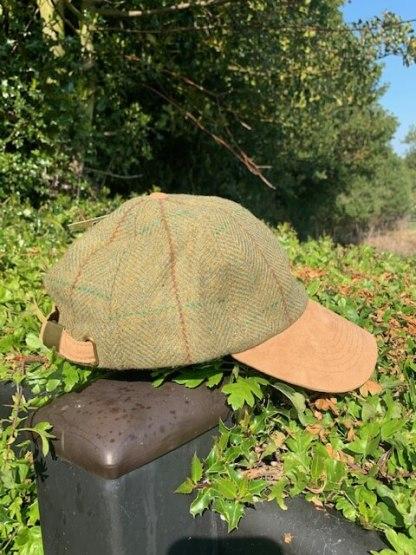 Mid Green Cap