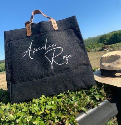 Personalised Jute Bag