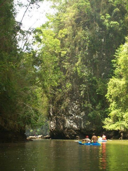 Ao Thalane - Thailand Kayaking