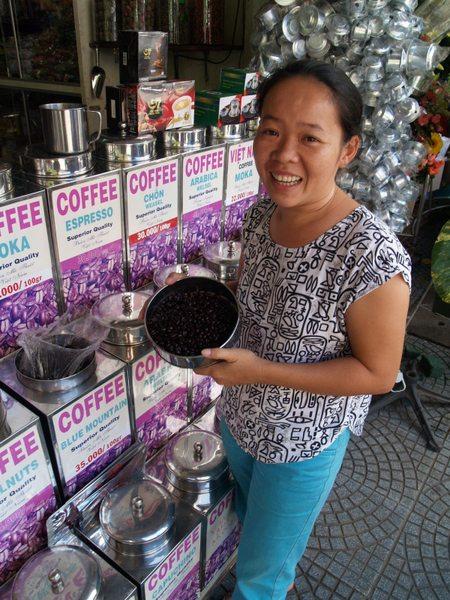 civet coffee vietnam