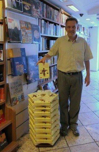 A Book About Turkey: The Yogurt Man Cometh - The Mad Traveler