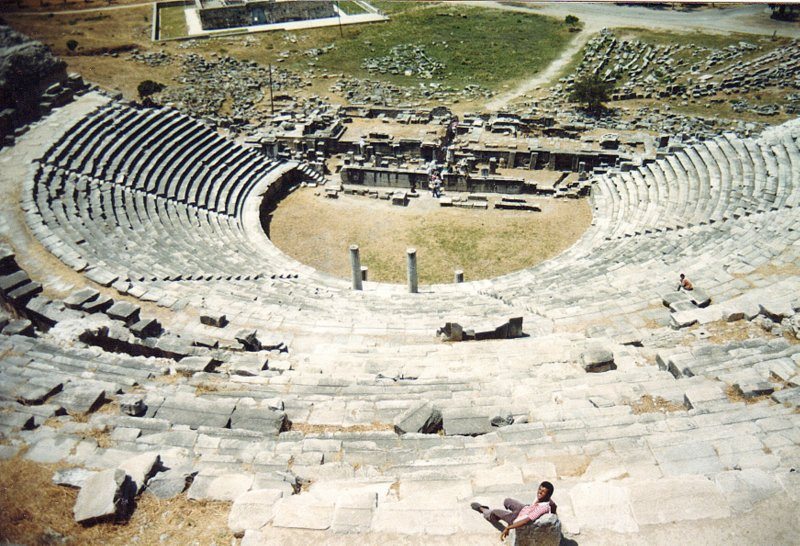 Want Greek Ruins? Go to Turkey - The Mad Traveler
