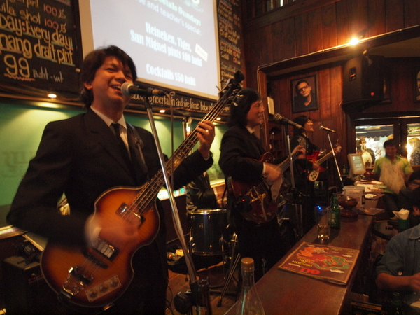 The Better - Thai Beatles Tribute Band in Bangkok