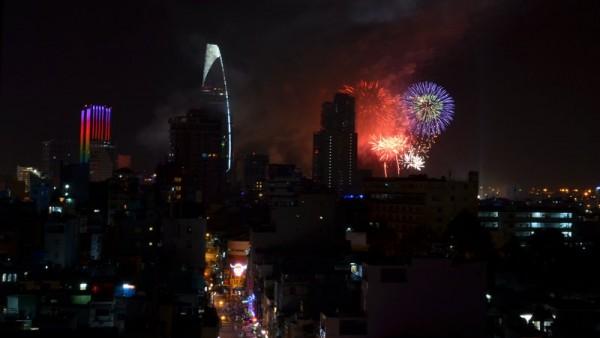 Tet 2013 Saigon