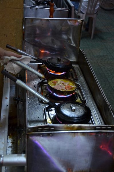 Bánh khoái Lạc Thiện Hue