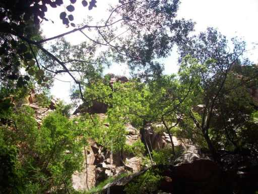 An Awesome abseil into the Kloof!