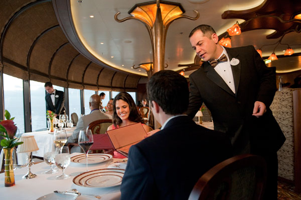 Disney Cruise Line Dining The Magic For Less Travel