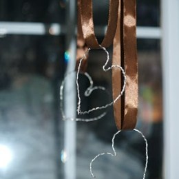 Let's make Wire Hearts.