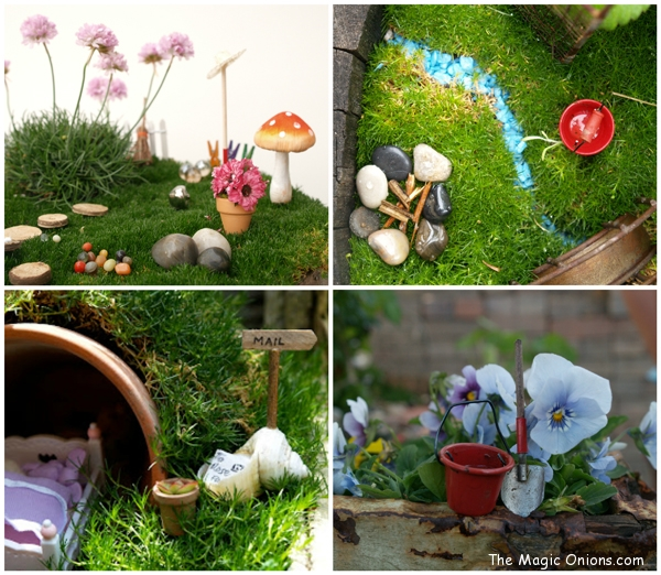 Fairy Gardens On The Magic Onions   Www.