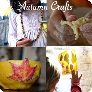 Fall Crafts | The Magic Onions