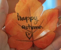 Discovering Waldorf – 'Celebrating Autumn'
