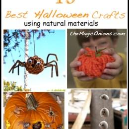 13 Best Halloween Crafts