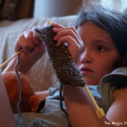 Handwork in Waldorf Schools - Discovering Waldorf ~ www.theMagicOnions.com