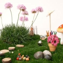 Fairy Gardens :: 2013 :: Kitty's Personal Fairy Garden