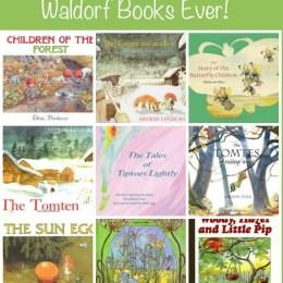 The Magic Of Beautiful Books :: Discovering Waldorf