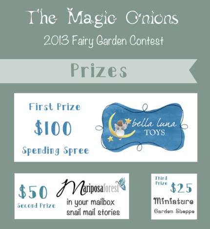 Fairy Garden Contest :: The Magic Onions :: www.theMagicOnions.com