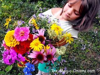 Celebrate a Waldorf Summer - www.theMagicOnions.com