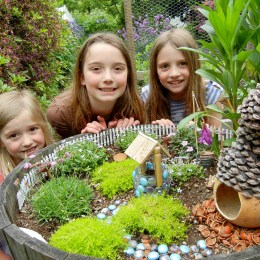 Fairy Garden Feature :: Six :: 2013