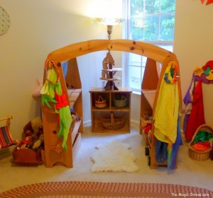 Discovering Waldorf :: Cultivating a Waldorf Home - www.theMagicOnions.com