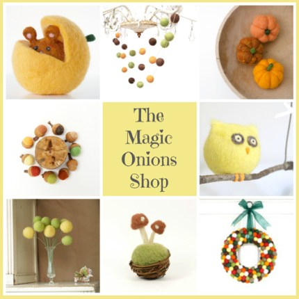 Autum at The Magic Onions Shop : www.theMagicOnions.com/shop/