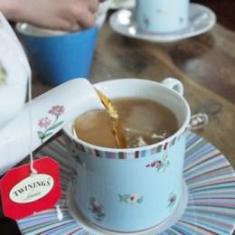 English Tea on Valentine's Day