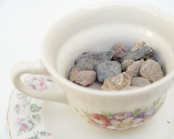 Tea Cup Fairy Garden : Tutorail - The Magic Onions
