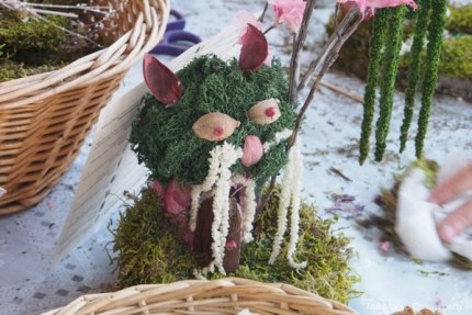 Where The Wild Things Are Fairy Garden : www.theMagicOnions.com