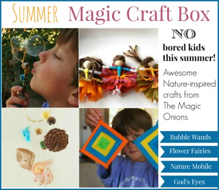 Summer Magic Craft Box - The Magic Onions.com