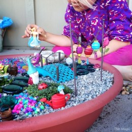 Fairy Garden Feature : SIX