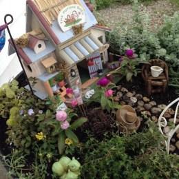 Fairy Garden Feature : Eight