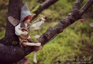 Fairy from Lavender & Lark : www.theMagicOnions.com