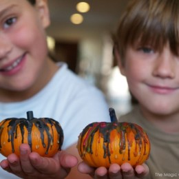 Two Quick and Easy Pumpkin Crafts