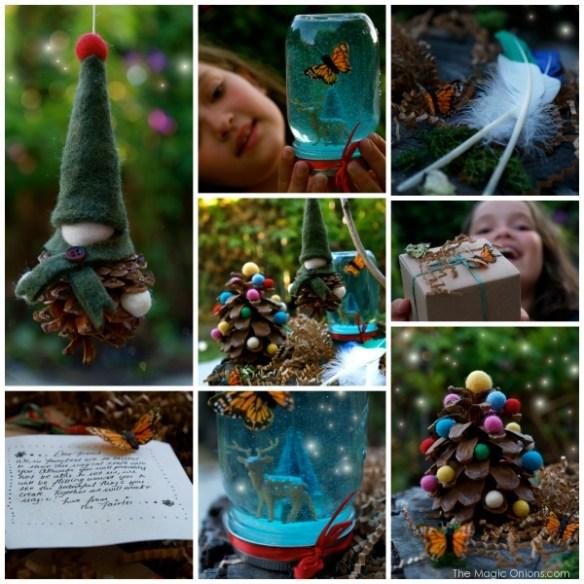 Magic Craft Box Winter 2014 : The Magic Onions : www.theMagicOnions.com/shop