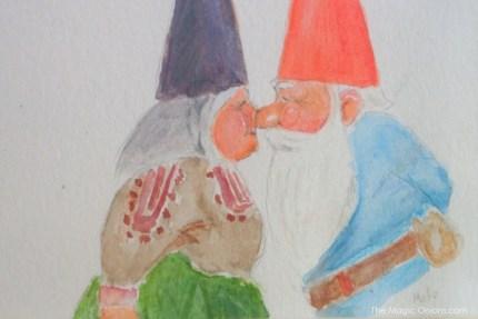 Gnomes : The Magic Onions