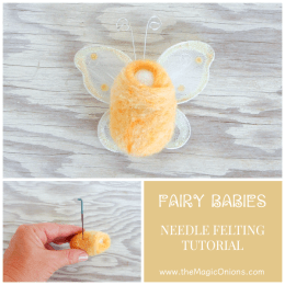 DIY Crafting Video :: Fairy Babies