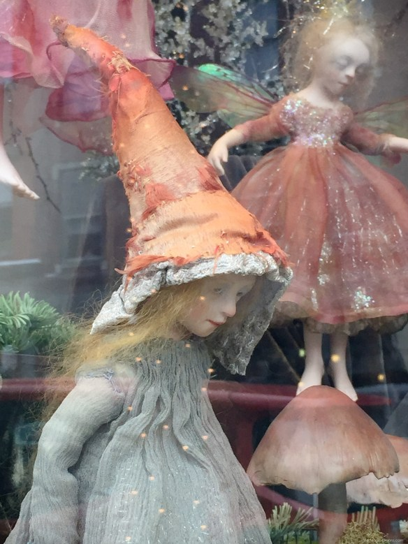 Fairy Doll by Anna Brahms - www.theMagicOnions.com
