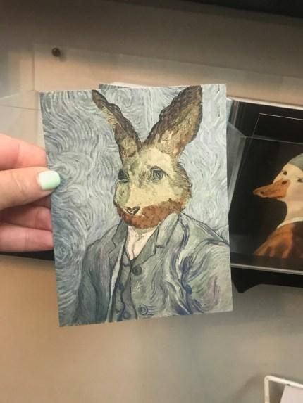 Duck and Bunny, Providence, RI, The Magic Onions