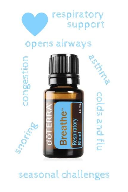 Breathe doTERRA Essentials Oil - www.theMagicOnions.com