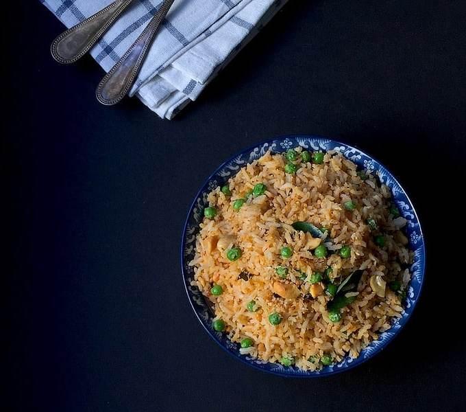 Ellu Sadam | Sesame Rice