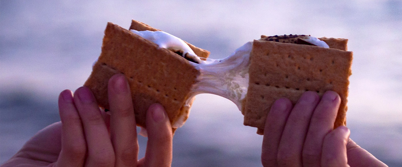 There is s'more to camping in the Maine Beaches