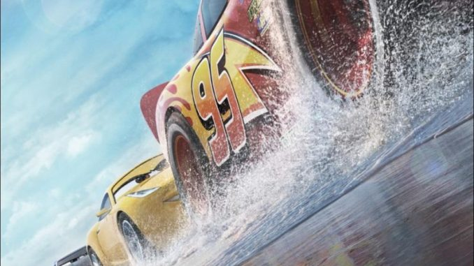 Racing into theaters this Friday, June 16th. Here's our Cars 3 Review