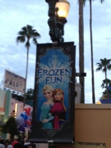 frozensign