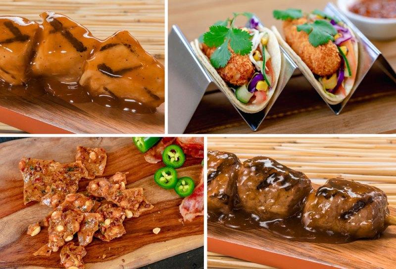 Cocina Cucamonga food items