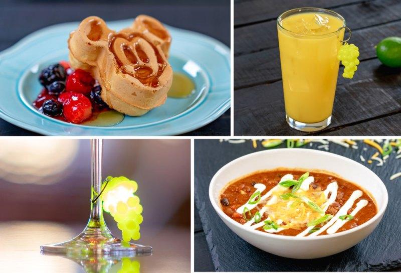 D-Lish food items