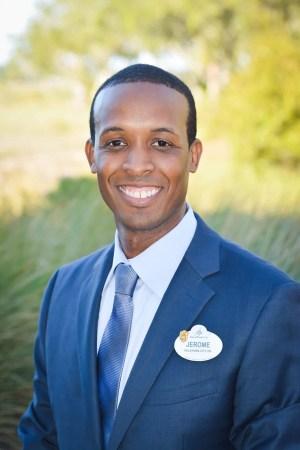 Disney's Hilton Head Island Resort General Manager Jerome Smith